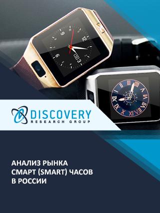 Анализ рынка смарт (smart) часов в России