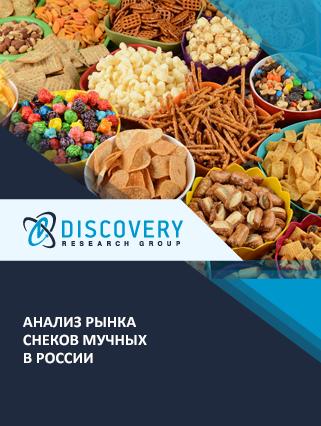 Маркетинговое исследование - Анализ рынка снеков мучных в России