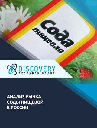 Маркетинговое исследование - Анализ рынка соды пищевой в России