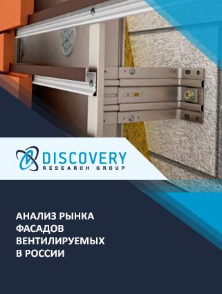 Маркетинговое исследование - Анализ рынка фасадов вентилируемых в России