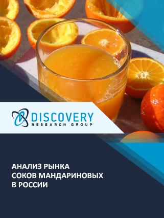 Маркетинговое исследование - Анализ рынка соков мандариновых в России