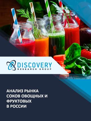 Маркетинговое исследование - Анализ рынка соков овощных и фруктовых в России
