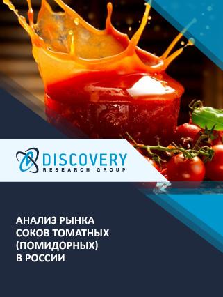 Маркетинговое исследование - Анализ рынка соков томатных (помидорных) в России