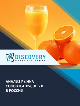 Анализ рынка соков цитрусовых в России