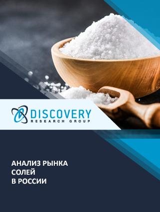 Анализ рынка солей в России