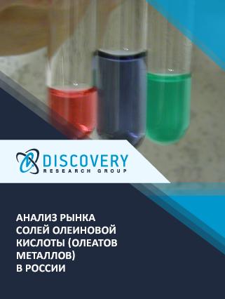 Анализ рынка солей олеиновой кислоты (олеатов металлов) в России