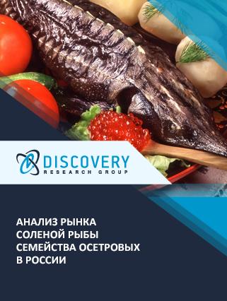 Маркетинговое исследование - Анализ рынка соленой рыбы семейства осетровых в России