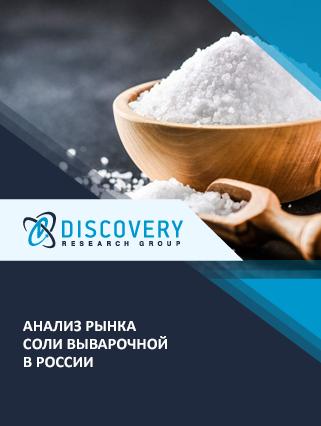 Анализ рынка соли выварочной в России