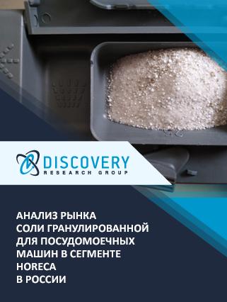 Маркетинговое исследование - Анализ рынка соли гранулированной для посудомоечных машин в сегменте HoReCa в России