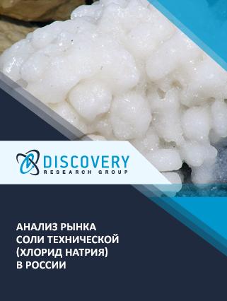 Маркетинговое исследование - Анализ рынка соли технической (хлорид натрия) в России (с базой импорта-экспорта)