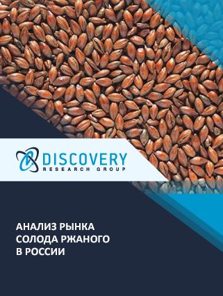 Маркетинговое исследование - Анализ рынка солода ржаного в России