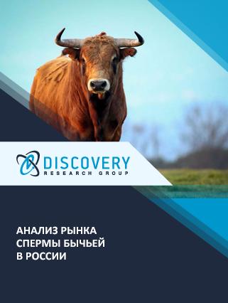 Маркетинговое исследование - Анализ рынка спермы бычьей в России