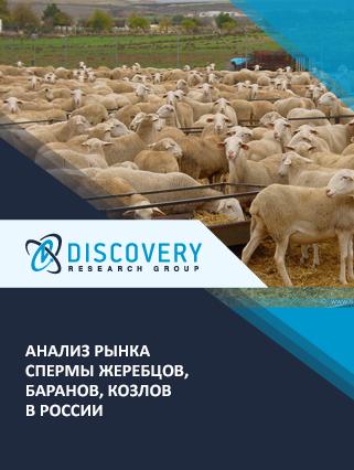Маркетинговое исследование - Анализ рынка спермы жеребцов, баранов, козлов в России