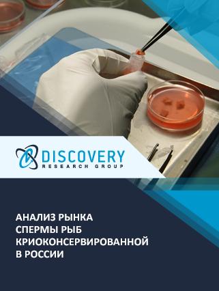 Маркетинговое исследование - Анализ рынка спермы рыб криоконсервированной в России