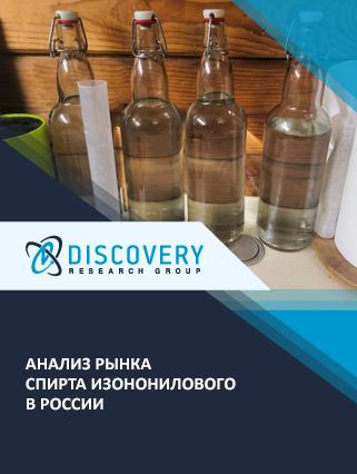 Маркетинговое исследование - Анализ рынка спирта изононилового в России