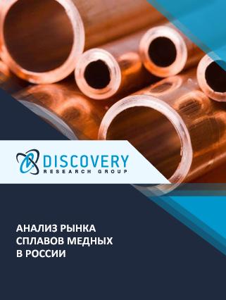 Маркетинговое исследование - Анализ рынка сплавов медных в России