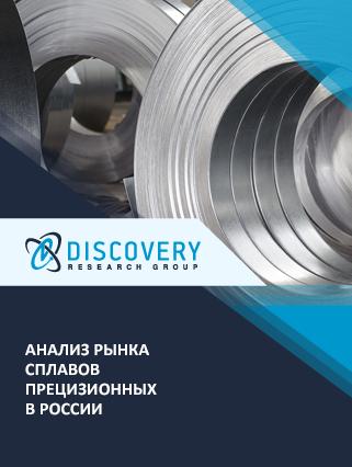 Маркетинговое исследование - Анализ рынка сплавов прецизионных в России