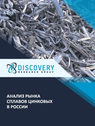 Маркетинговое исследование - Анализ рынка сплавов цинковых в России