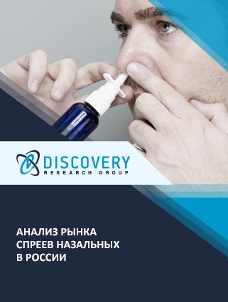 Маркетинговое исследование - Анализ рынка спреев назальных в России