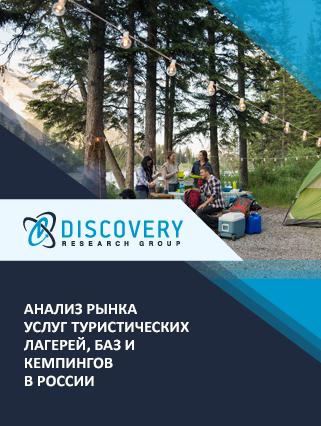 Маркетинговое исследование - Анализ рынка услуг туристических лагерей, баз и кемпингов в России