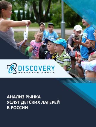 Маркетинговое исследование - Анализ рынка услуг детских лагерей в России