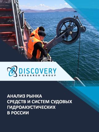 Анализ рынка средств и систем судовых гидроакустических в России