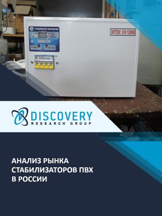 Маркетинговое исследование - Анализ рынка стабилизаторов ПВХ в России
