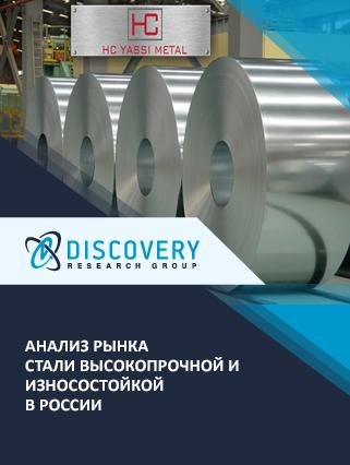 Маркетинговое исследование - Анализ рынка стали высокопрочной и износостойкой в России