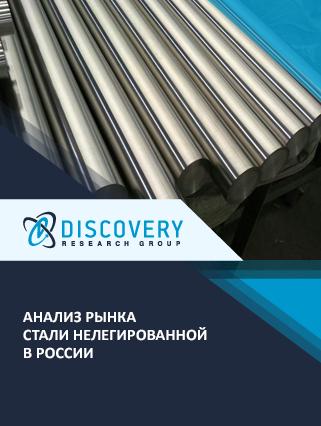 Маркетинговое исследование - Анализ рынка стали нелегированной в России