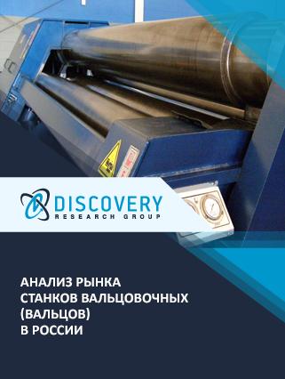 Маркетинговое исследование - Анализ рынка станков вальцовочных (вальцов) в России