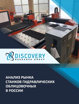 Маркетинговое исследование - Анализ рынка станков гидравлических облицовочных в России