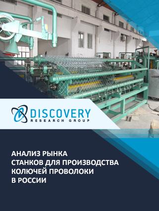 Маркетинговое исследование - Анализ рынка станков для производства колючей проволоки в России