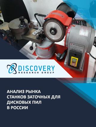 Маркетинговое исследование - Анализ рынка станков заточных для дисковых пил в России