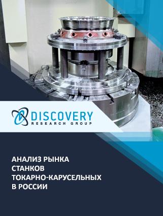 Маркетинговое исследование - Анализ рынка станков токарно-карусельных в России