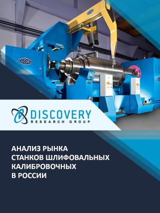 Маркетинговое исследование - Анализ рынка станков шлифовальных калибровочных в России