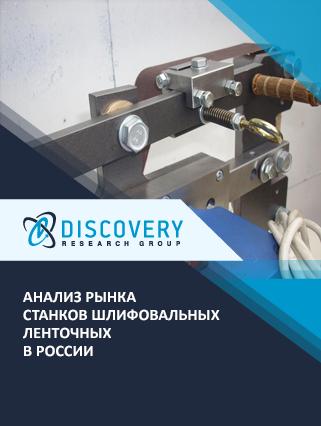 Маркетинговое исследование - Анализ рынка станков шлифовальных ленточных в России