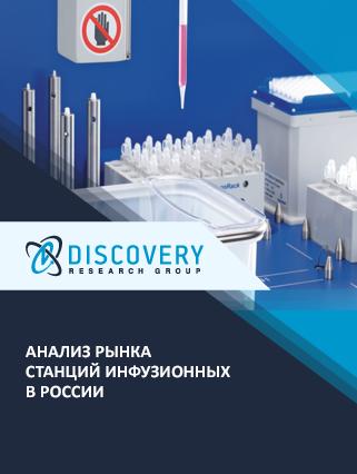 Маркетинговое исследование - Анализ рынка станций инфузионных в России