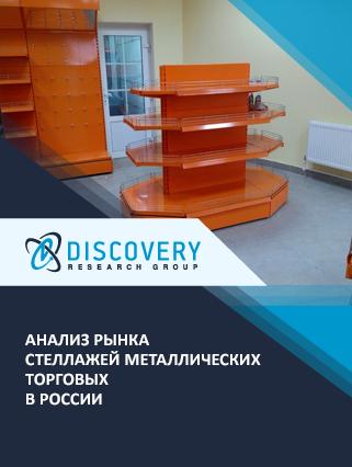 Маркетинговое исследование - Анализ рынка стеллажей металлических торговых в России