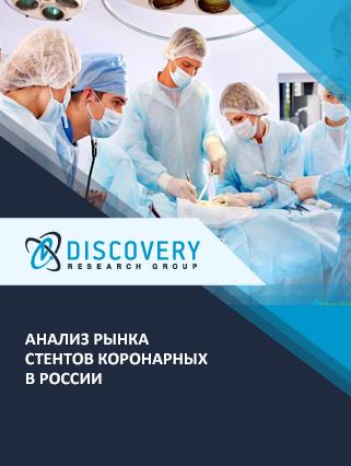 Анализ рынка стентов коронарных в России