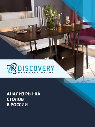 Анализ рынка столов в России
