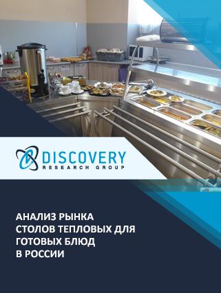 Маркетинговое исследование - Анализ рынка столов тепловых для готовых блюд в России