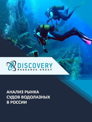 Маркетинговое исследование - Анализ рынка судов водолазных в России