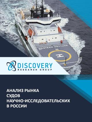 Маркетинговое исследование - Анализ рынка судов научно-исследовательских в России