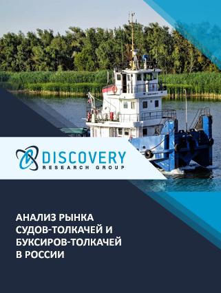 Маркетинговое исследование - Анализ рынка судов-толкачей и буксиров-толкачей в России