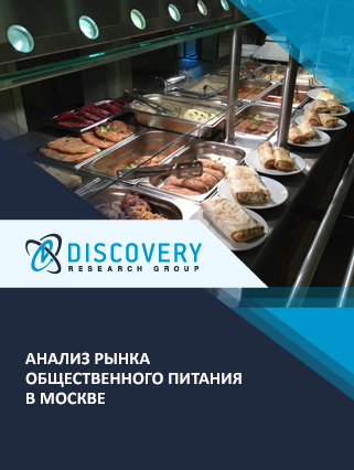 Маркетинговое исследование - Анализ рынка общественного питания в Москве