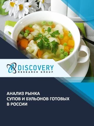 Маркетинговое исследование - Анализ рынка супов и бульонов готовых в России