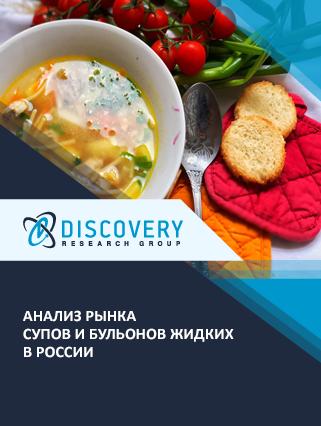 Маркетинговое исследование - Анализ рынка супов и бульонов жидких в России