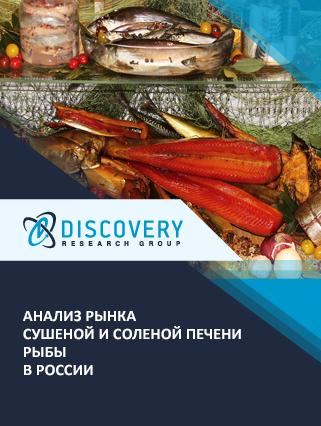 Маркетинговое исследование - Анализ рынка сушеной и соленой печени рыбы в России