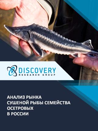 Маркетинговое исследование - Анализ рынка сушеной рыбы семейства осетровых в России