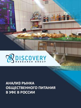 Анализ рынка общественного питания в Уфе в России